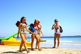Las Salinas - Beach | Nightlife Area | Outdoor Activity in Ibiza.