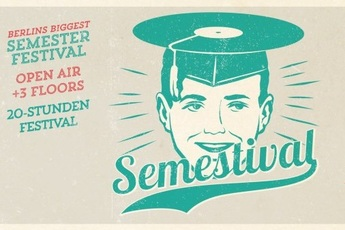 Semestival - Music Festival | Outdoor Event in Berlin.