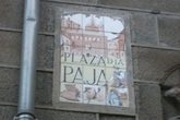 Plaza de la Paja - Landmark | Outdoor Activity | Plaza in Madrid