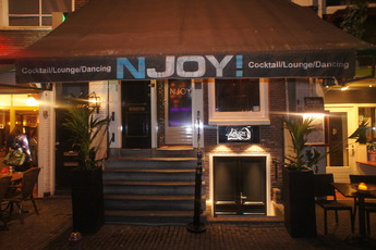 NJOY - Cocktail Bar | Club in Amsterdam.