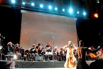 Hurta Cordel - Music Festival in Madrid.