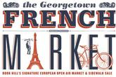 Georgetown French Market - Shopping Event in Washington, DC.