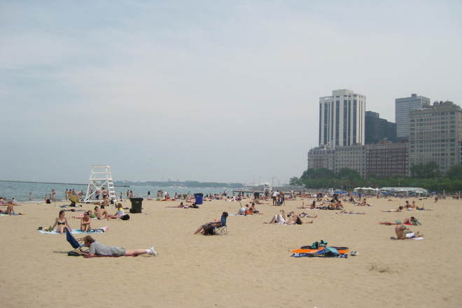 Photo of Oak Street Beach