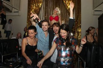 New Year's Eve at Supperclub - Holiday Event   Party in Amsterdam.