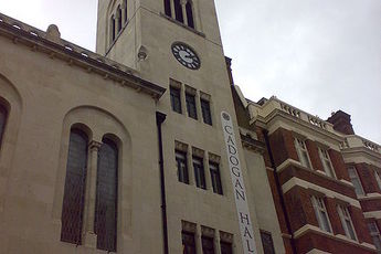 Cadogan Hall  - Concert Venue in London.