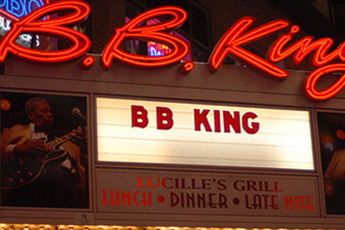 B.B. King Blues Club & Grill - Live Music Venue in New York.