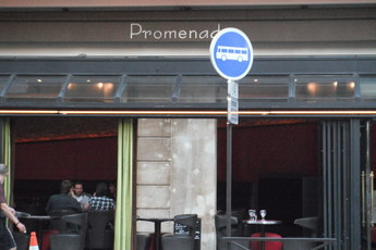 Promenade Lounge - Bar | Café in Paris.