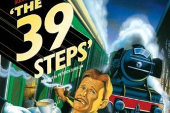 The 39 Steps - Play in Chicago.