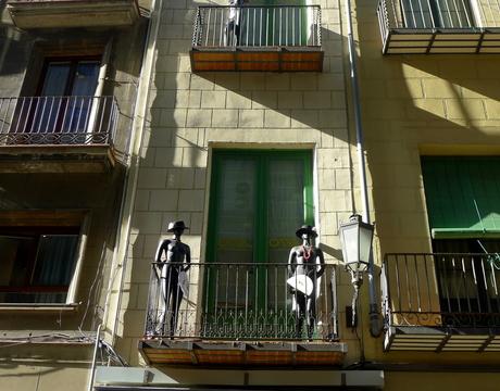 La Ribera / El Born, Barcelona.