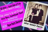 New Year's Prom 2015 at The Den on Sunset - Party | Holiday Event in Los Angeles.