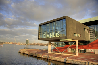 Monday Match at Bimhuis - Concert in Amsterdam.