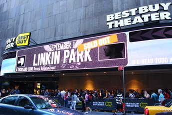 Best Buy Theater - Concert Venue | Theater in New York.