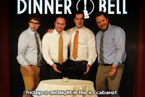 Dinner Bell at iO Theatre - Comedy Show in Chicago.