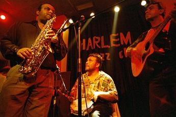 Harlem Jazz Club in Barcelona