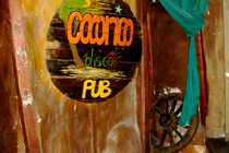 Cocorico - Bar   Mexican Restaurant in Rome.
