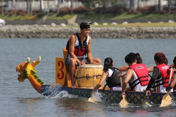 2014 Long Beach Dragon Boat Festival - Sports | Rowing | Cultural Festival in Los Angeles.