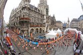 Stadtlauf München (Munich City Run) - Running in Munich.
