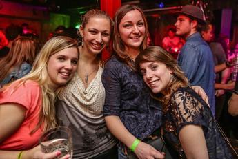 Nachtcollege at Home Club - Club Night in Amsterdam.