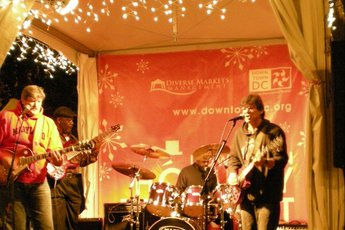 Downtown Holiday Market - Festival | Food & Drink Event | Holiday Event | Music Festival | Shopping Event in Washington, DC.
