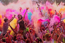 Holi Festival of Colours Barcelona - Ethnic Festival | Holiday Event in Barcelona