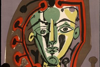 Picasso: El Eterno femenino - Art Exhibit in Madrid.