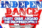 IndepenDANCE Party Cruise - Holiday Event | Party in Boston.