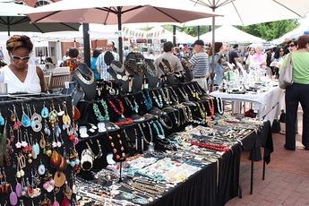 Eastern Market in Washington, DC