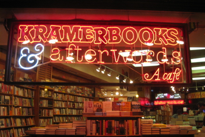 Photo of Kramerbooks &amp; Afterwords Caf