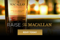 Raise the Macallan Scotch Tasting Event - Food & Drink Event | Party in New York.