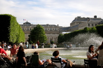 Palais-Royal Gardens - Outdoor Activity | Park in Paris.