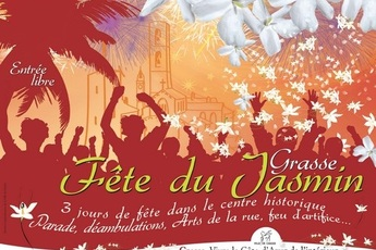 Fête du Jasmin - Festival in French Riviera.