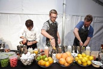 The Taste 2015 - Food & Drink Event in Los Angeles.