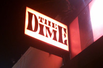 The Dime - Bar in Los Angeles.
