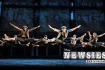 Newsies - Musical in New York.