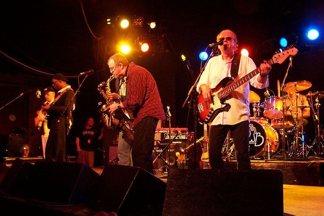 Photo of The Average White Band