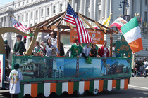 SF St. Patrick's Day Parade & Festival 2015 - Community Festival | Festival | Holiday Event | Parade in San Francisco