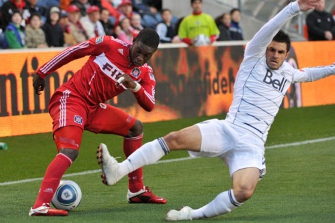 Photo of Philadelphia Union vs. Chicago Fire