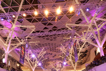Westfield London Christmas Lights - Concert | Holiday Event | Shopping Event in London.