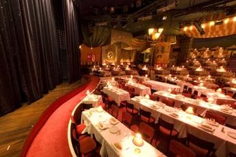 Moulin Rouge - Cabaret in Paris.