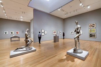 Museum of Modern Art (MoMA) - Museum in New York.