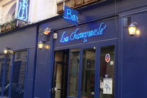 La Champmesl - Gay Bar in Paris.