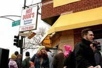 Hot Doug's - Restaurant in Chicago.