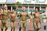 Gladiator Rock 'N Run - Running in Los Angeles.
