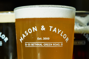 Mason & Taylor - Bar | Lounge | Pub | Restaurant in London.