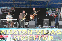 Allston Village Street Fair - Street Fair | Community Event | Music Festival | Food & Drink Event | Arts Festival | Outdoor Event in Boston.