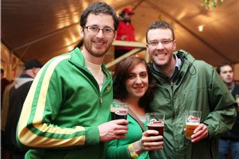 Harpoon St. Patrick's Festival - Beer Festival | Holiday Event | Party in Boston.