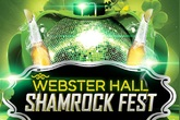 Webster Hall Shamrock Fest - Party | Holiday Event in New York.