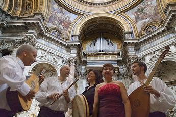 Music in Bernini's Rome - Concert | Performing Arts in Rome.