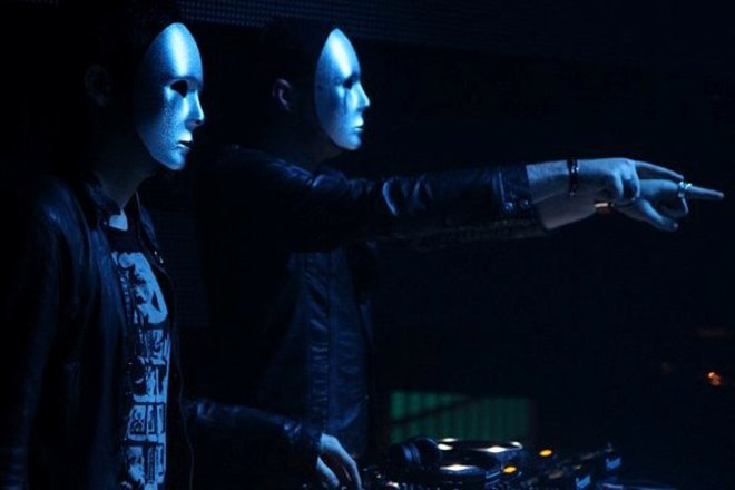 Photo of Knife Party