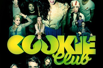 Cookie Club at Air Nightclub - Club Night in Amsterdam.